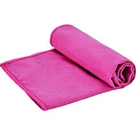 CAMPZ Serviette en microfibre 35x25cm, pink